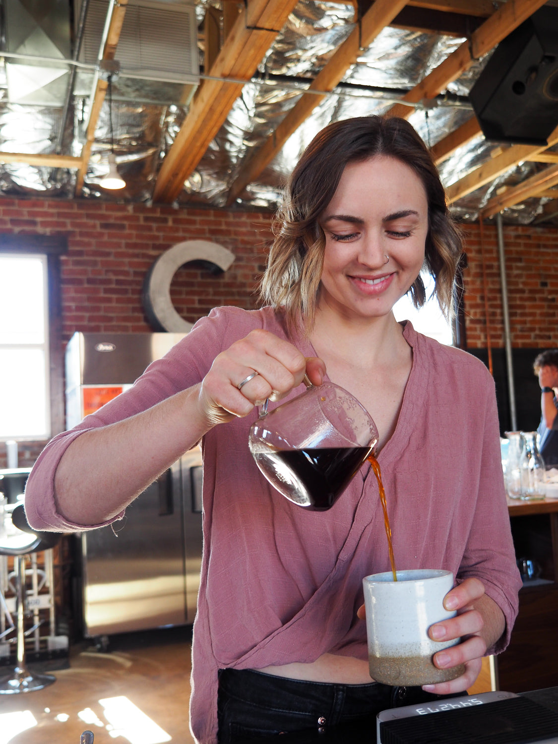 Coffeebar | At the Bar: Shelby G