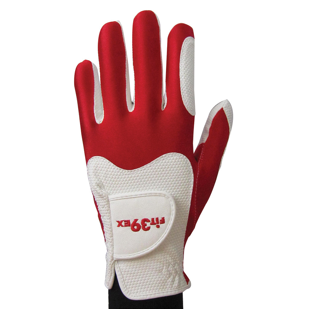 FiT39 EX - White Base - Red