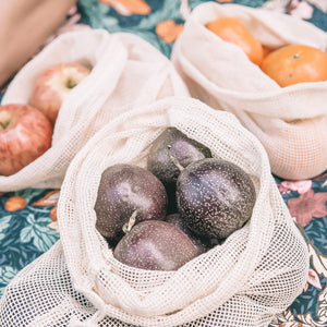 Why is fresh produce wrapped in plastic? | Take a stand and shop plastic free