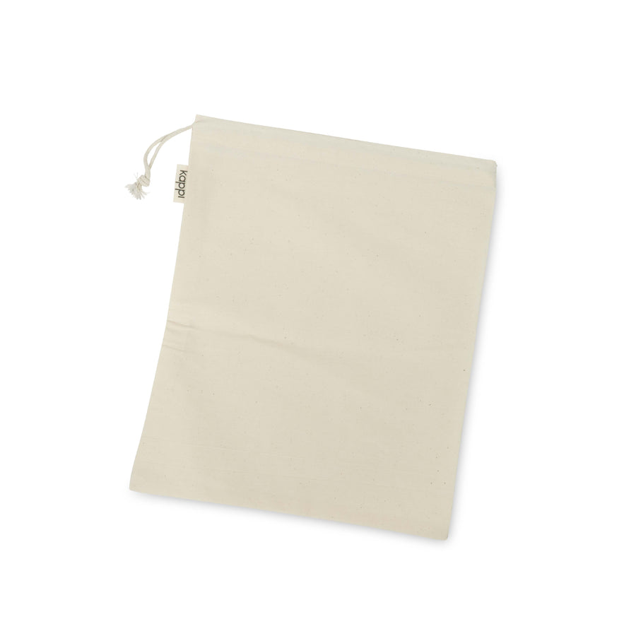 Reusable Muslin Produce Bags - Organic Cotton 3-pack