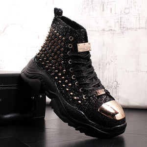 luxury fashion shoes nightclub / Chaussures de luxe homme - kadopascher.com