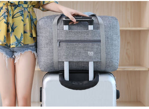 Waterproof Women's Travel Bag Girl's Cute Messenger Handbag Clothes Storage Organizer Shoulder Accessories Supplies Product Gear - kadopascher.com
