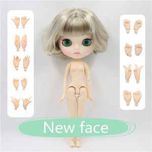 ICY factory blyth doll 1/6 BJD neo 30cm blyth custom doll joint/normal body special offer on sale random eyes color 30cm - kadopascher.com