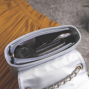 Sac a main design cuir chic / Messenger Bag luxury design - kadopascher.com