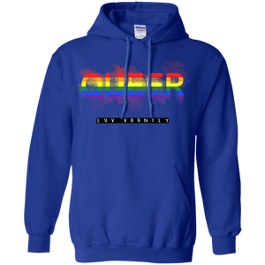 Queer and Proud Hoodie