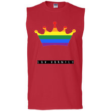 Queen Sleeveless T-Shirt