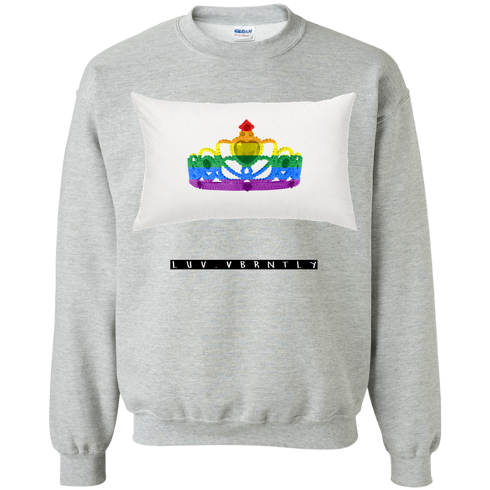 Pillow Princess Crewneck
