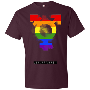 Trans And Proud Fitted T-Shirt