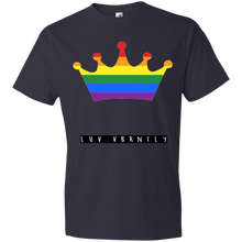 Queen Fitted T-Shirt