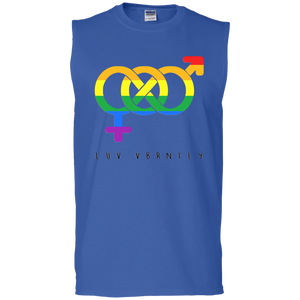Bi And Proud Sleeveless T-Shirt
