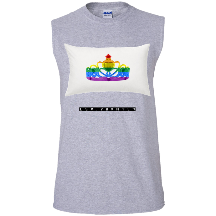 Pillow Princess Sleeveless T-Shirt