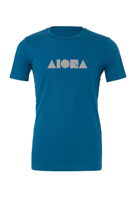 Aloha Shapes Islands Unisex T-shirt