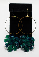 "Gypsy Feet Gems ""Jungle Love"" Earrings"