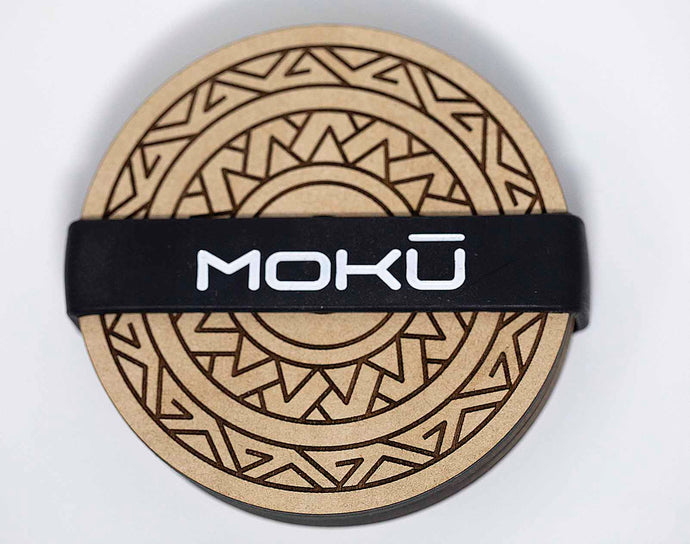 Mokū Wood Coasters (Set of 4)