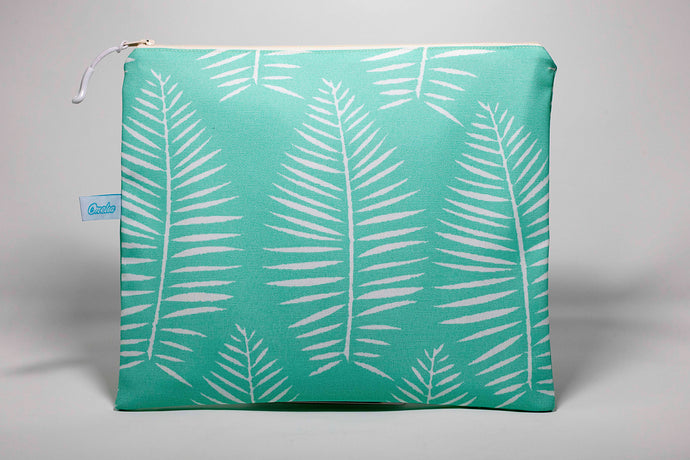 Oneloa Palm Leaf Wet/Dry Bag