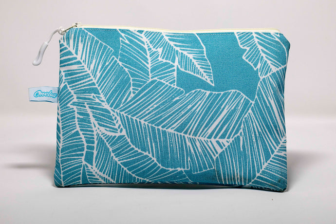 Oneloa Banana Leaf Clutch Size Wet/Dry Bag