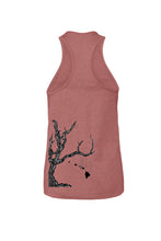Giving Tree Women's Jersey Racerback Tank