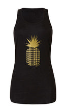 Repeat Pineapple Women's Flowy Racerback Tank
