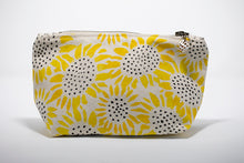 Annie Fischer Designs Sunflower Handpainted Clutch Purse