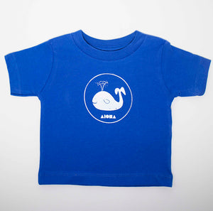 Baby Whale Babies Jersey T-shirt