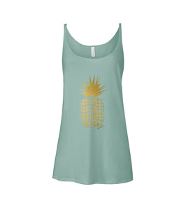 Repeat Pineapple Women's Slouchy Tank