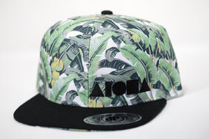 """Big Banana"" Adult Flat Brim Snapback Hat"