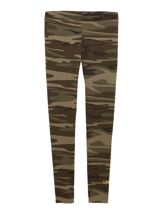 Aloha Shapes Women's Camo Leggings