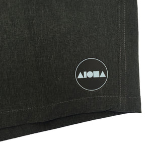 Detail image of Aloha Shapes® logo on shorts leg