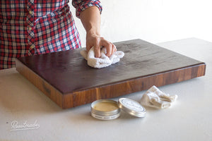 How To Use Roostmade Organic Wood Wax