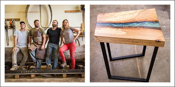 roostmade makers san diego urban timber