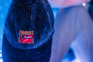 "BrodieTV ""666"" Embroidered Hat"