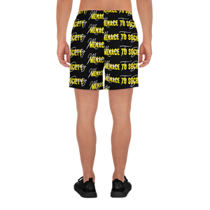"""Menace to Society"" Athletic Shorts"