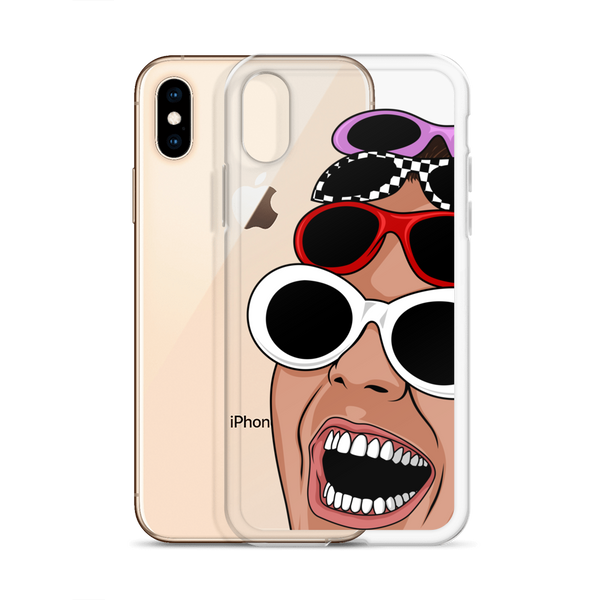 Big BrodieTV iPhone Case