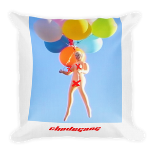 """Brandy"" Pillow (Double-Sided)"