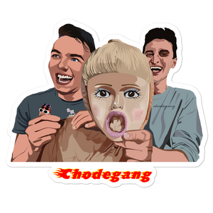 BrodieTV Brandy Sticker