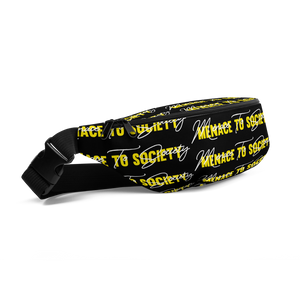 """Menace to Society"" Fanny Pack"