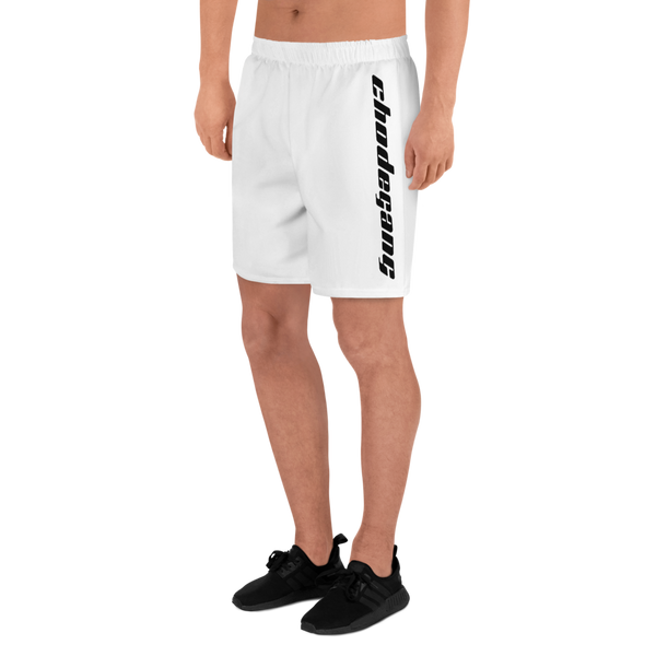 White CHODEGANG Athletic Shorts