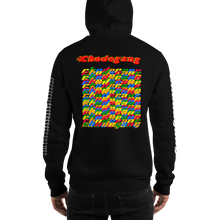 """Brandy"" Sweater W/ Sleeve Art"
