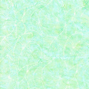 Mint Green Batik Fabric