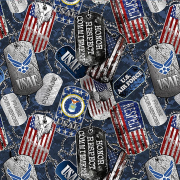 Air Force Fabric