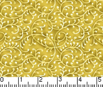 Antique Gold Fabric