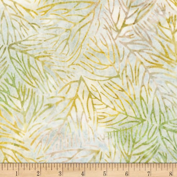Off White Batik Fabric