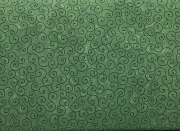 Hunter Green Fabric