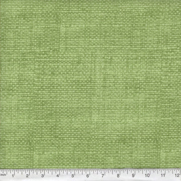 Light Olive Green Burlap Look Fabric