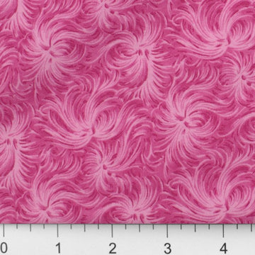 Flamingo Pink Fabric
