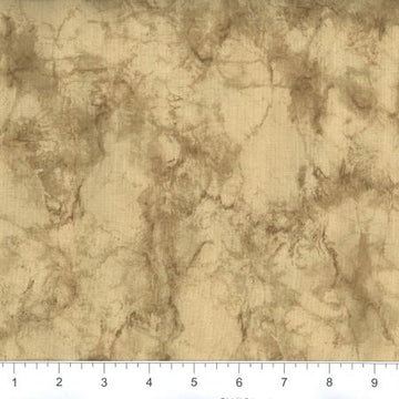 Camel Tan Marble Fabric