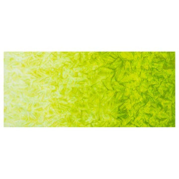 Green Ombre Batik Fabric