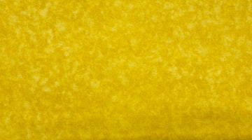 Yellow Suede Look Fabric