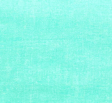 Mint Burlap Look Fabric