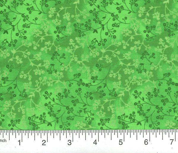 Kelley Green Fabric